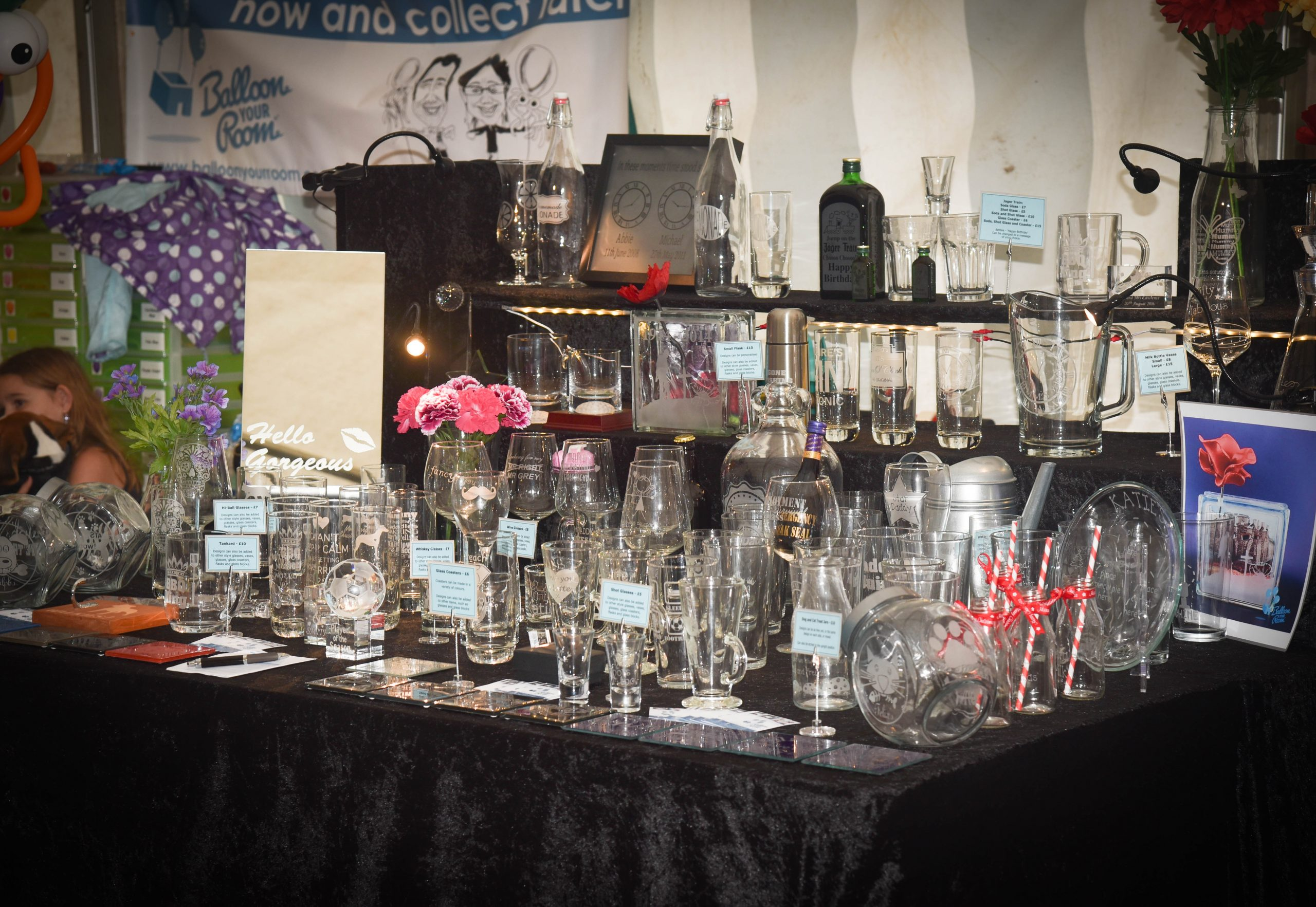 gift stand