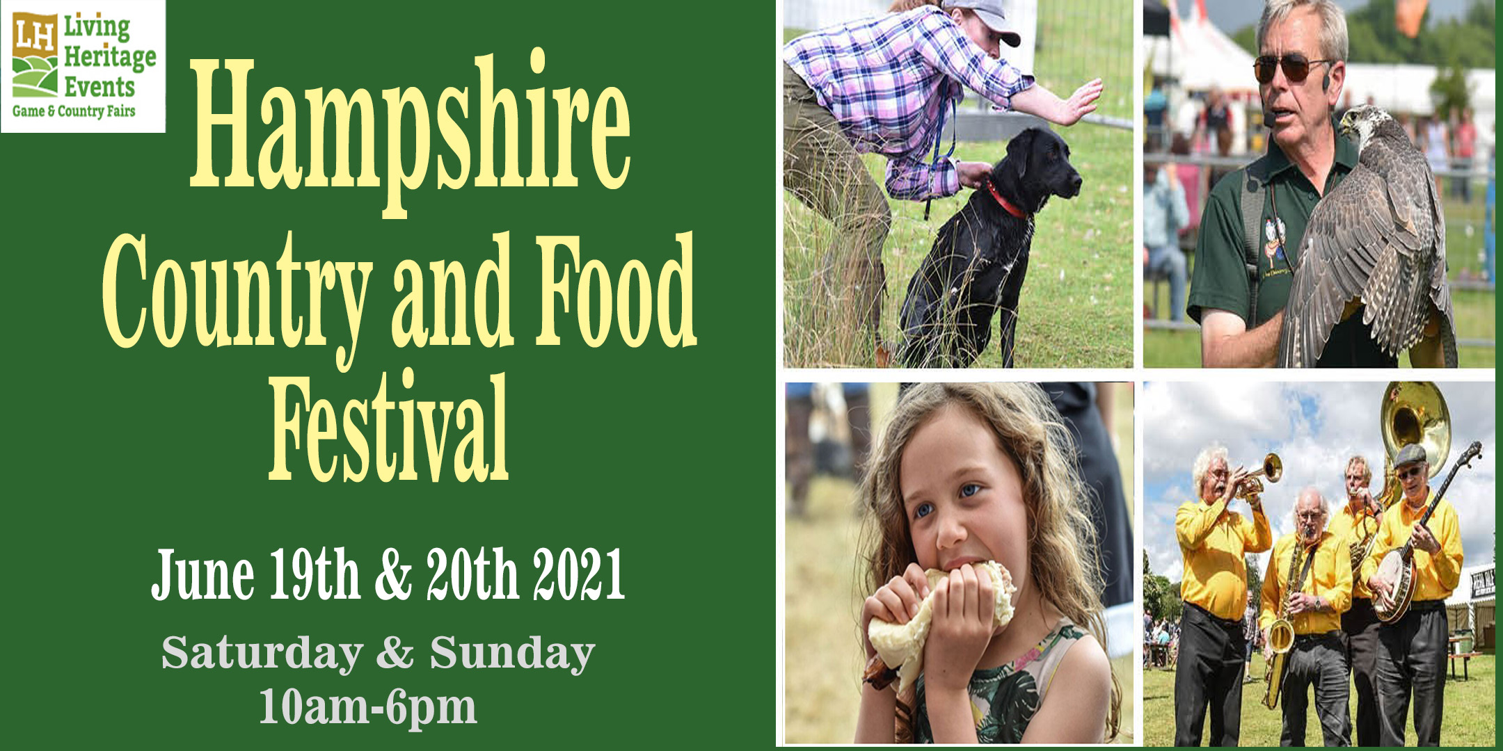 Hampshire Food and Country Fair