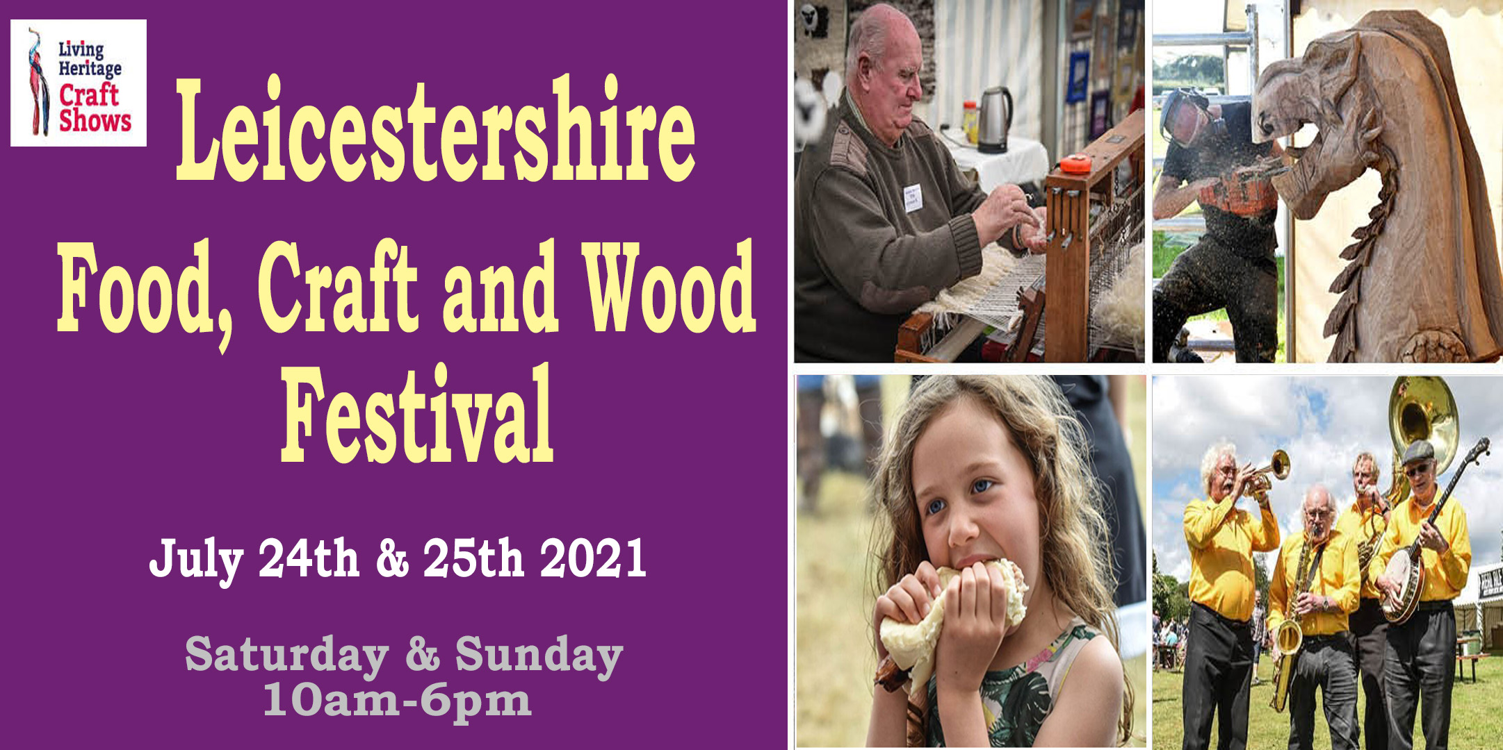Leicester Food, Craft and Wood Festival
