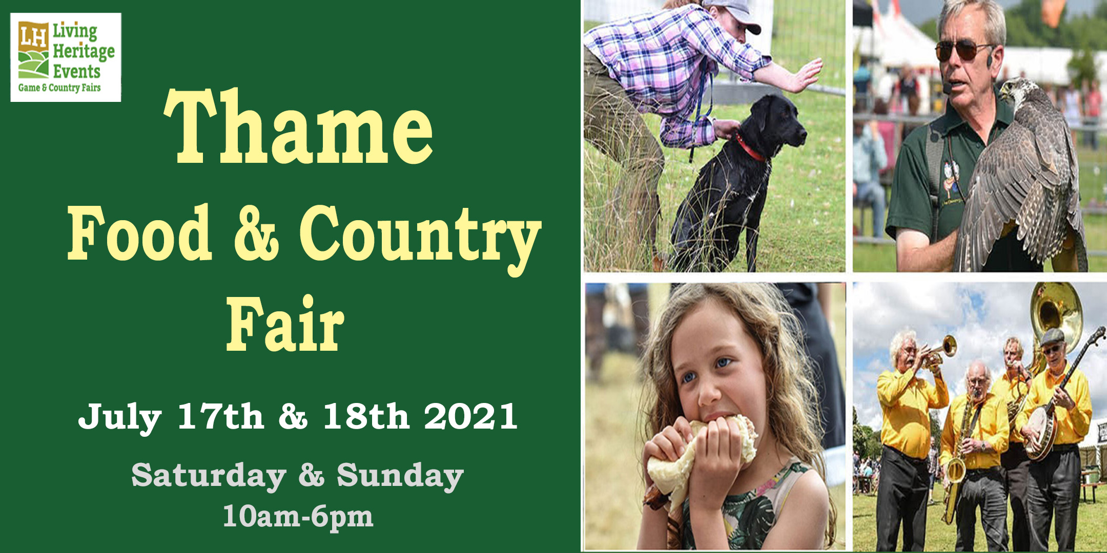 Thame Food and Country Fair