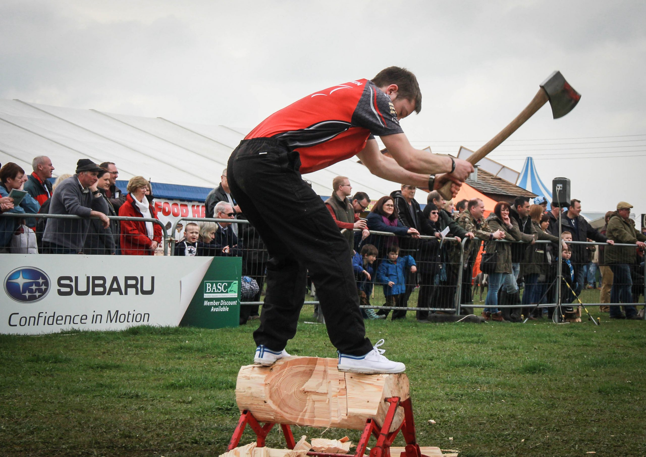 Axemen Competition